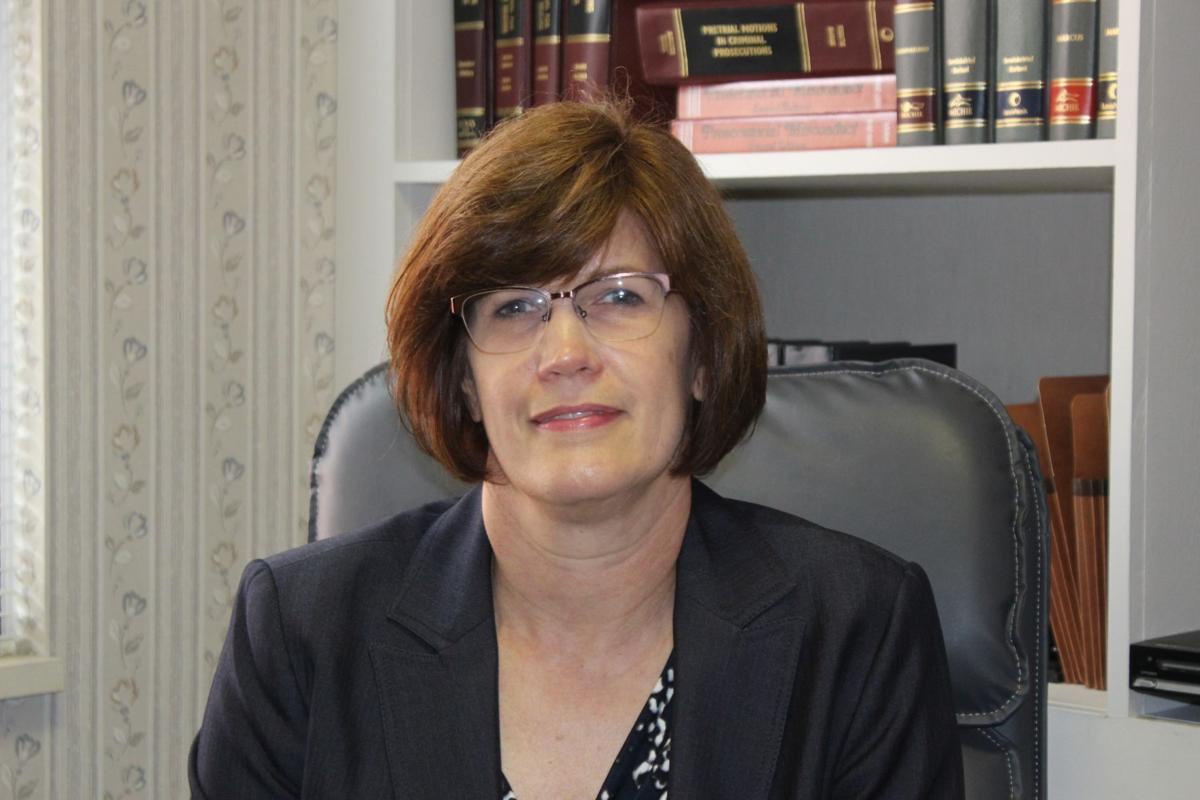 Harrison Chief Defender Susan Morris