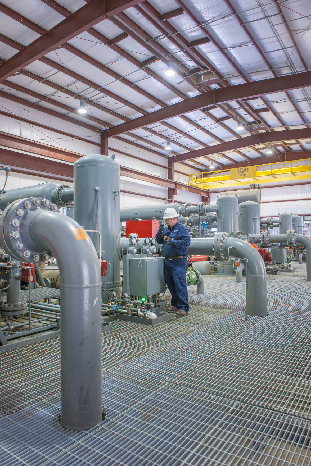 MarkWest Sherwood Plant helps growth and development in