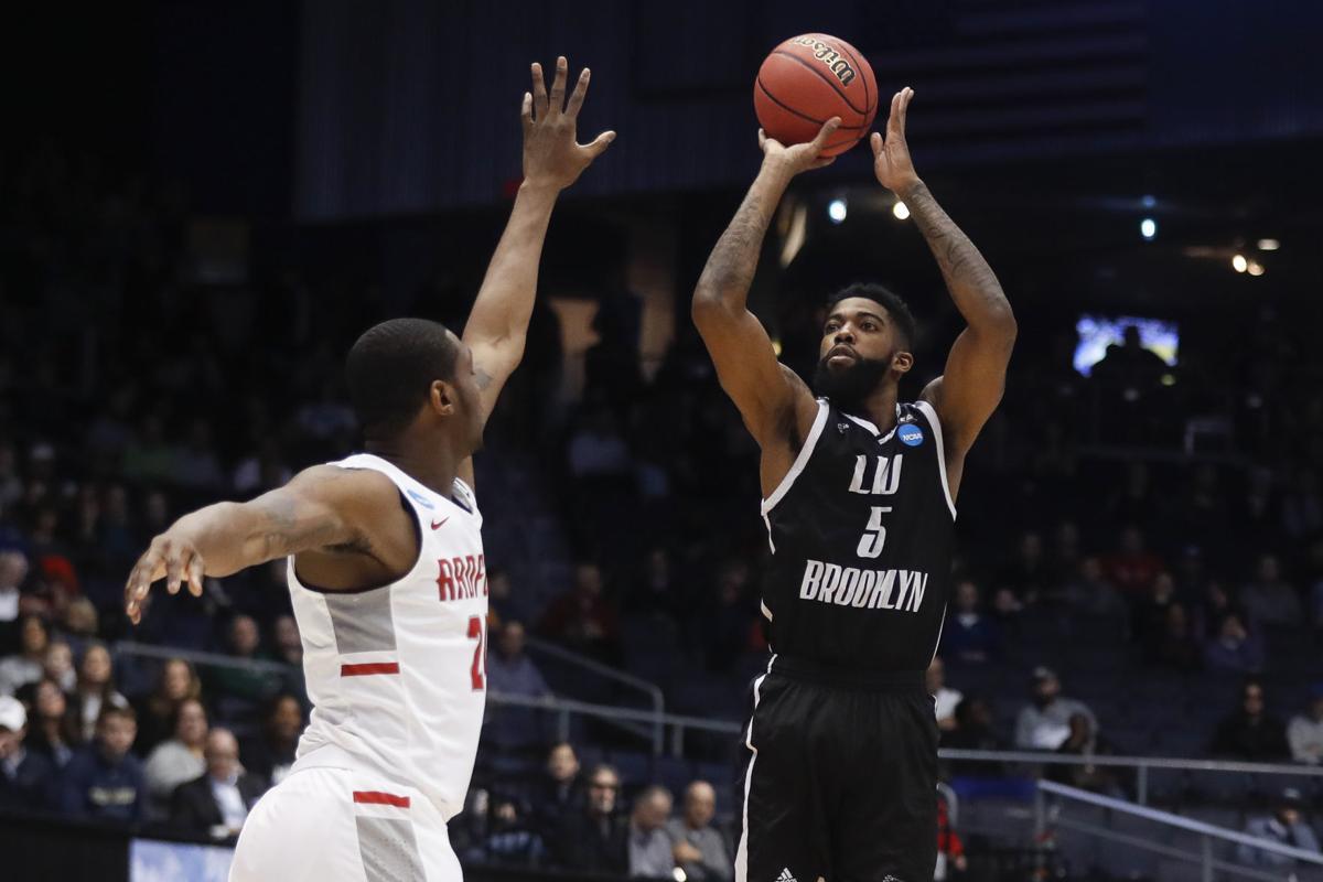 NCAA LIU Brooklyn Radford Basketball