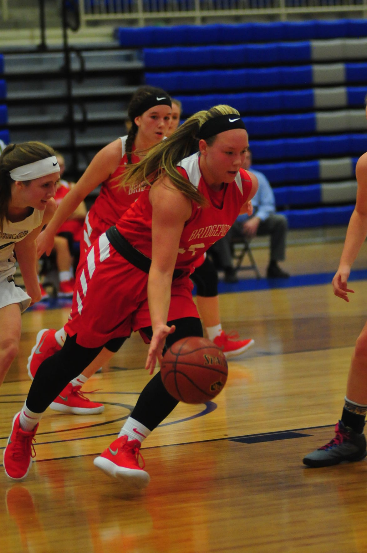 Emily Riggs rebound and dribble.JPG