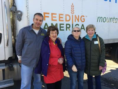 NSDAR food bank