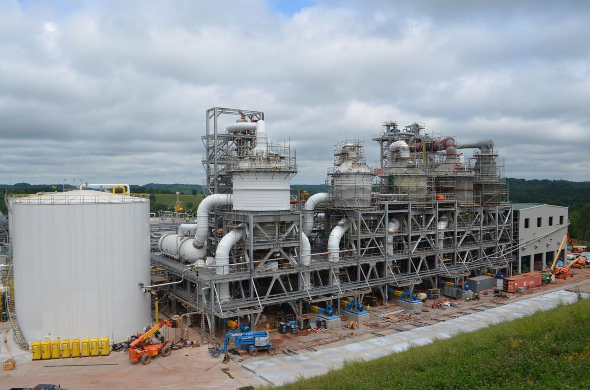 Antero's Clearwater Facility: setting environmental standards for