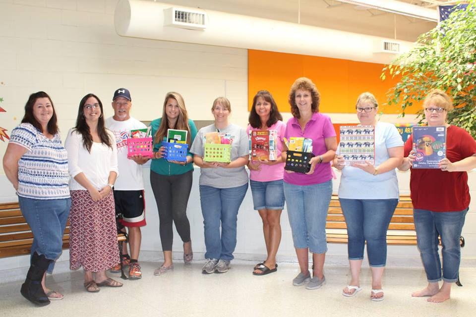 Teachers and supplies
