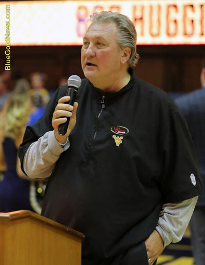 WVU Basketball Bob Huggins