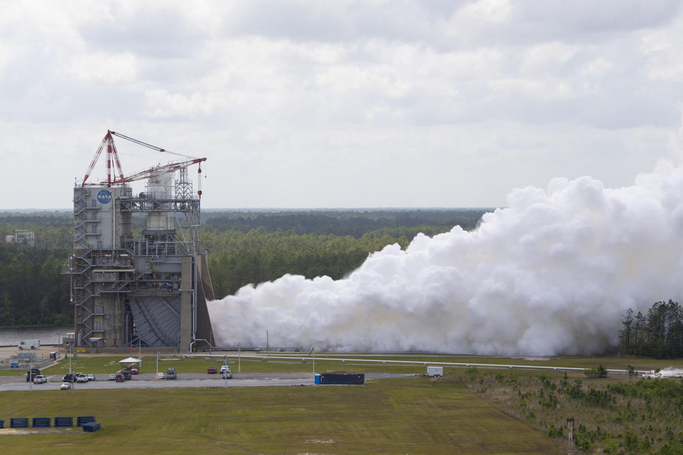 NASA ground test
