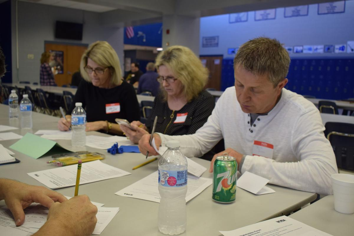 Education Forum held at LCHS