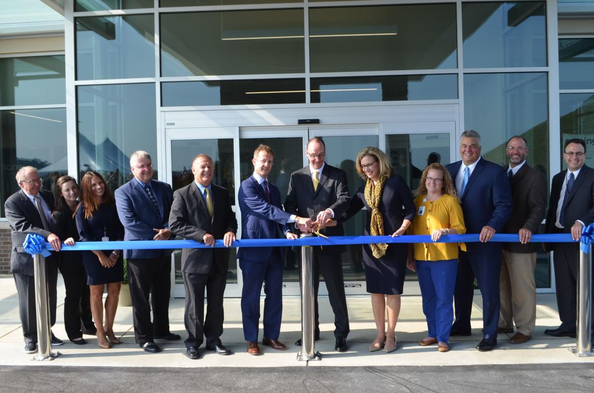 WVU Medicine - Waynesburg ribbon cutting