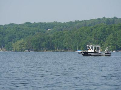Deep Creek Lake testing