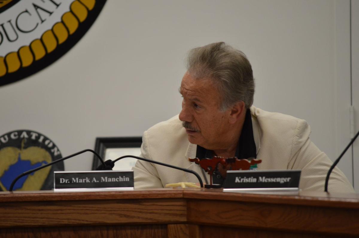 Superintendent Dr. Mark Manchin