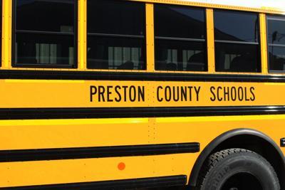 Preston school bus