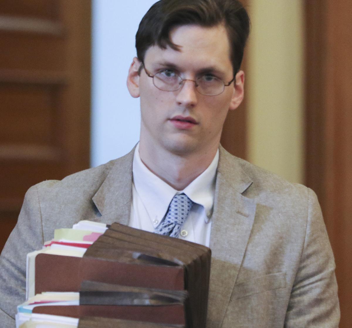 Barbour Prosecutor Thomas Hoxie