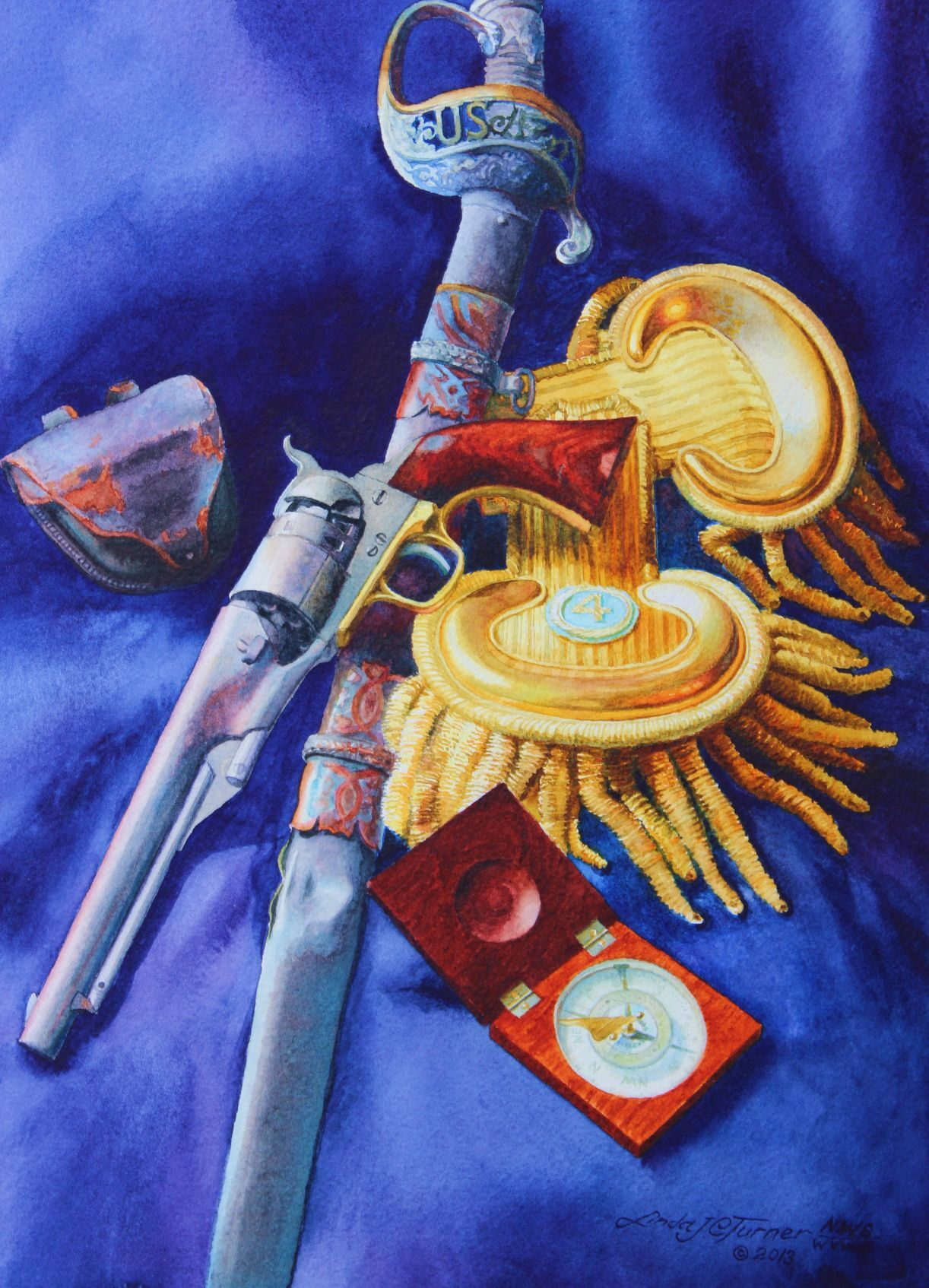Jane Lew artist's work selected for national exhibition