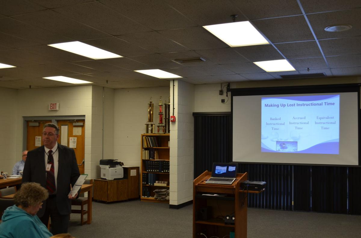 Potential 2018-19 school schedules discussed at BOE meeting | News