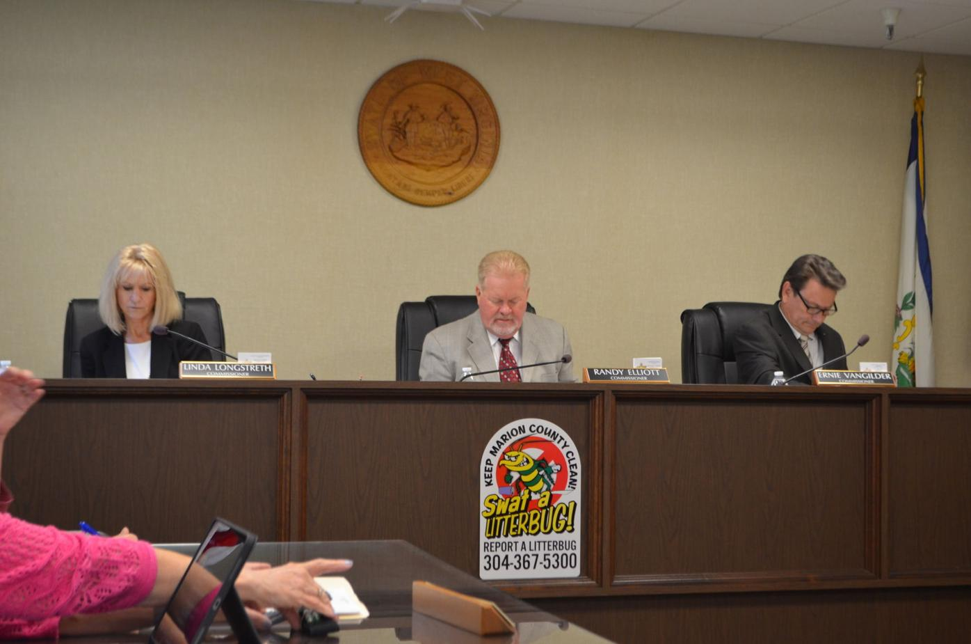 Marion County COmmission 6-16-2021