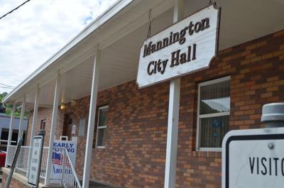 Mannington city hall