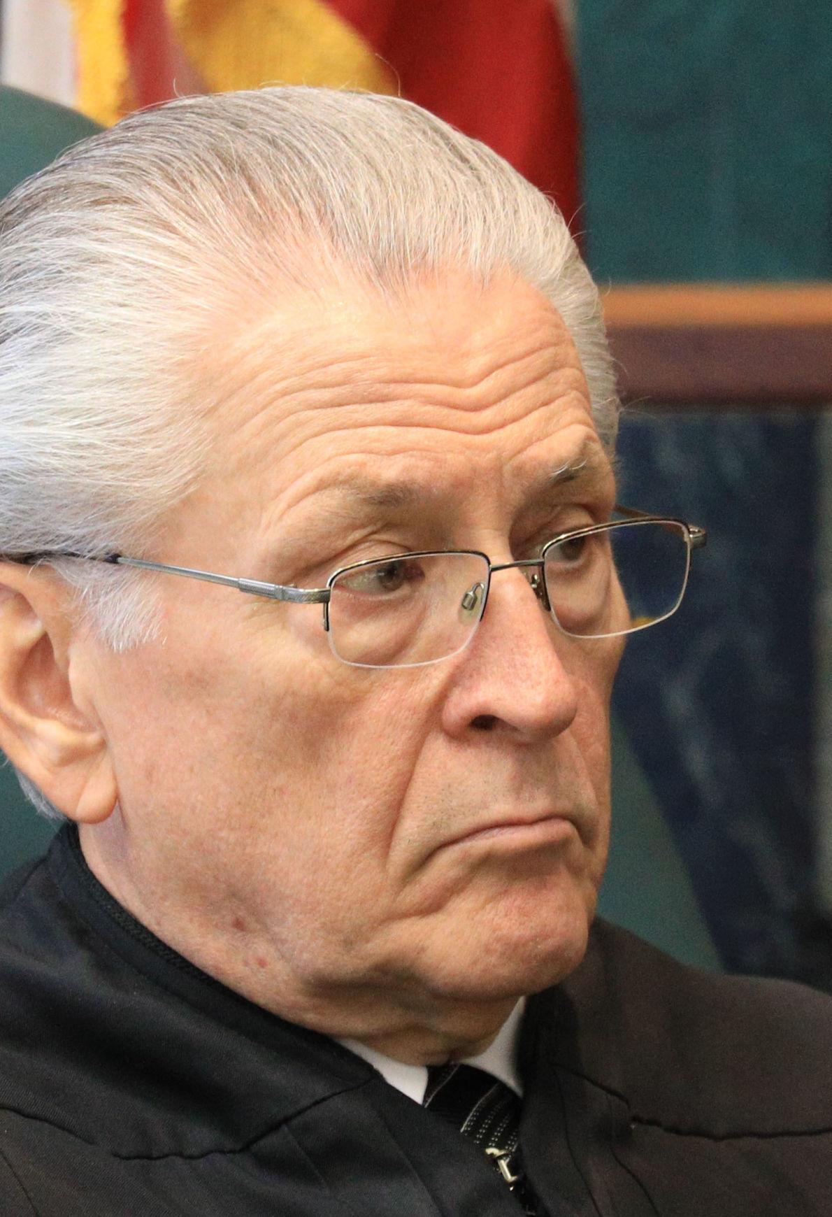 Harrison Circuit Judge James A. Matish