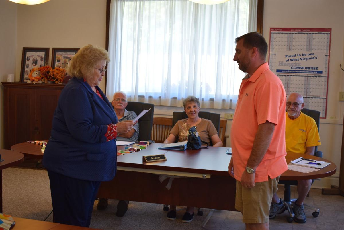 Two appointed to Jane Lew Town Council