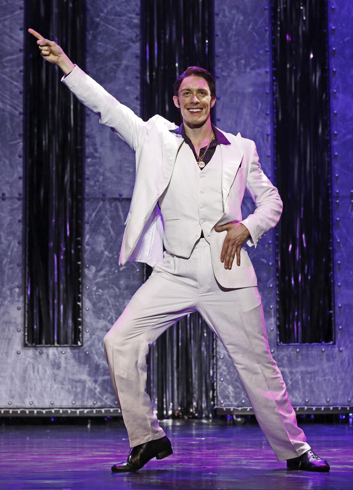 Disco isn't dead yet, thanks to 'Saturday Night Fever - The