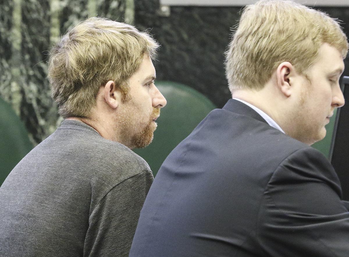 Jason Carl Laux and attorney