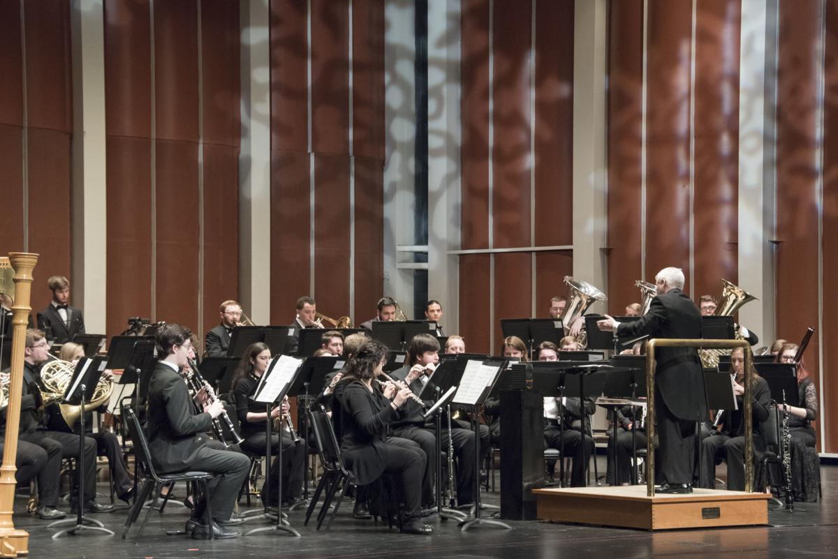 Wind Symphony performs Sounds of the Season