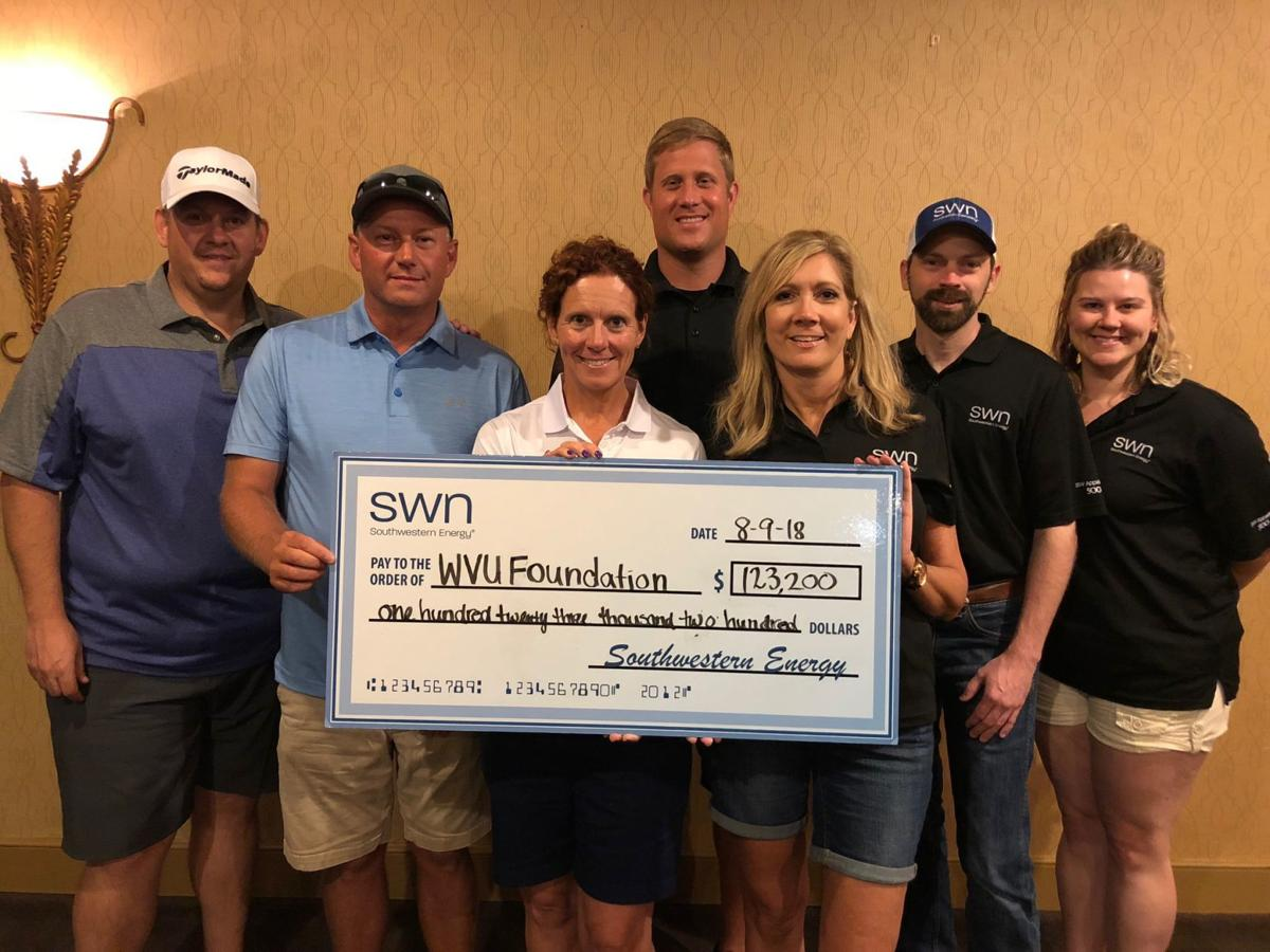 Southwestern Energy Company raises money for WVU Children's Hospital