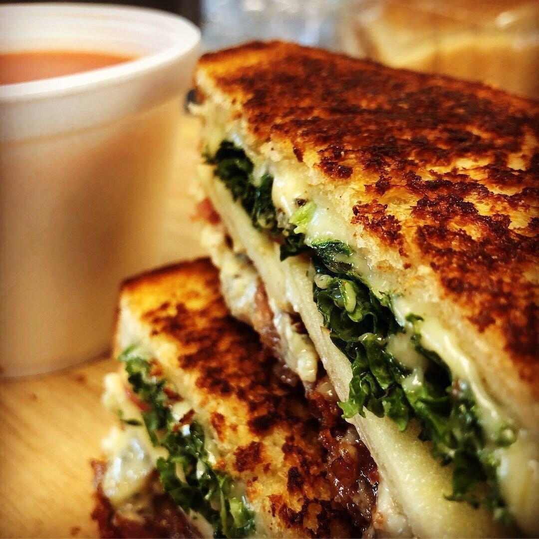 Beale Street sandwich