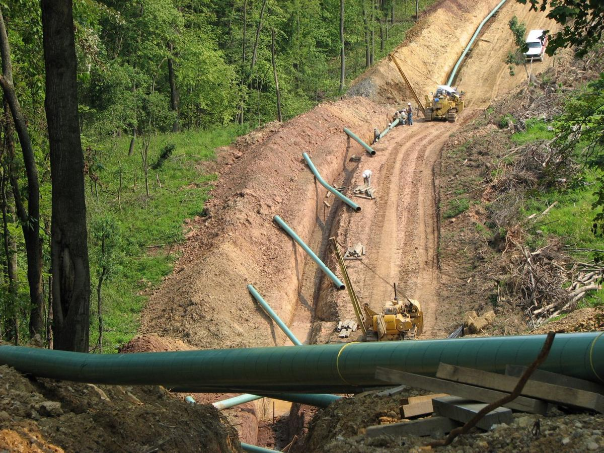 Work on a pipeline