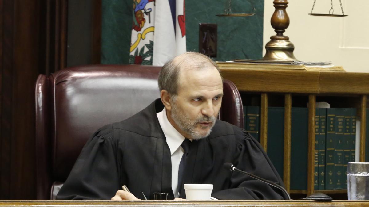 Judge John Lewis Marks Jr.