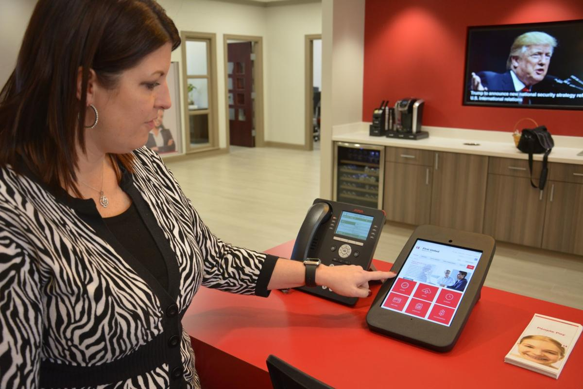 Interactive bank technology