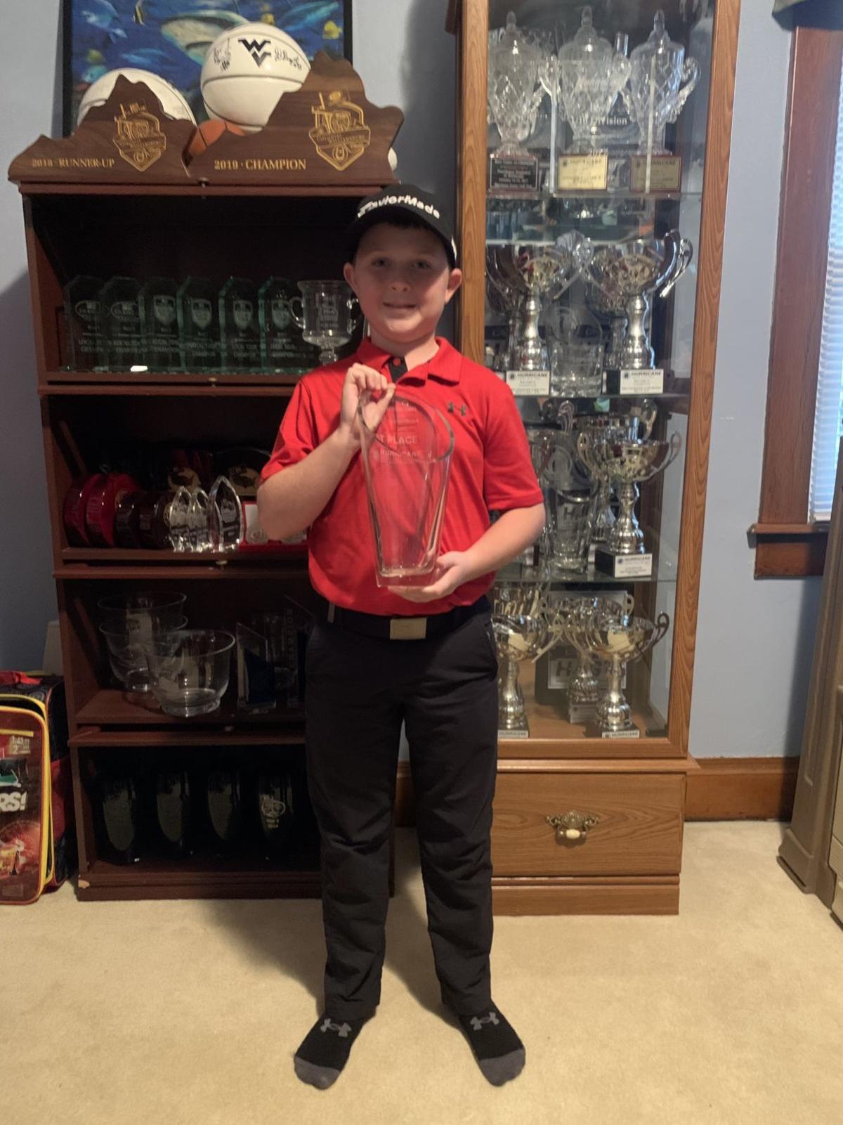 Carson trophies