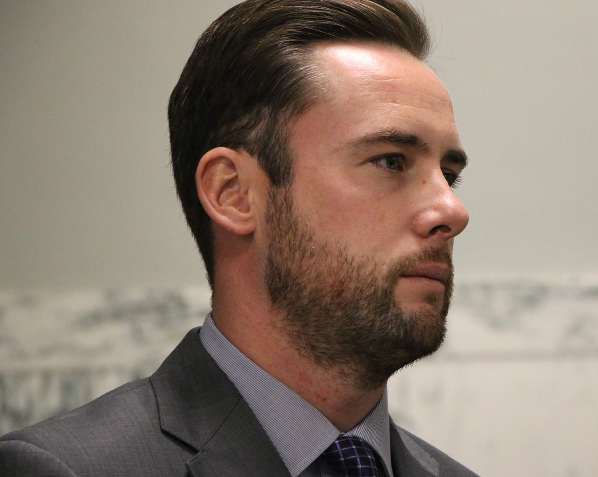 Assistant Prosecutor Zach Houchin