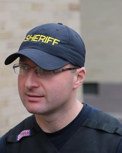 Lewis Sheriff Adam Gissy