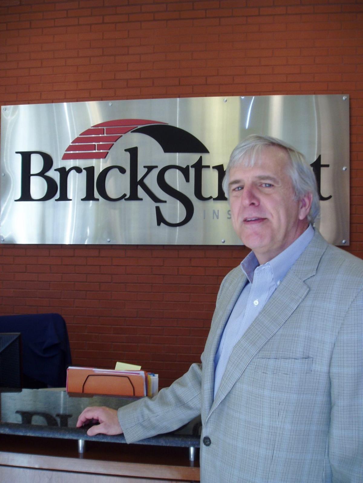 Greg Burton, CEO of BrickStreet