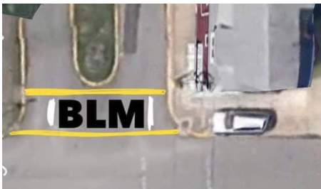 BLM Crosswalk Proposal 2