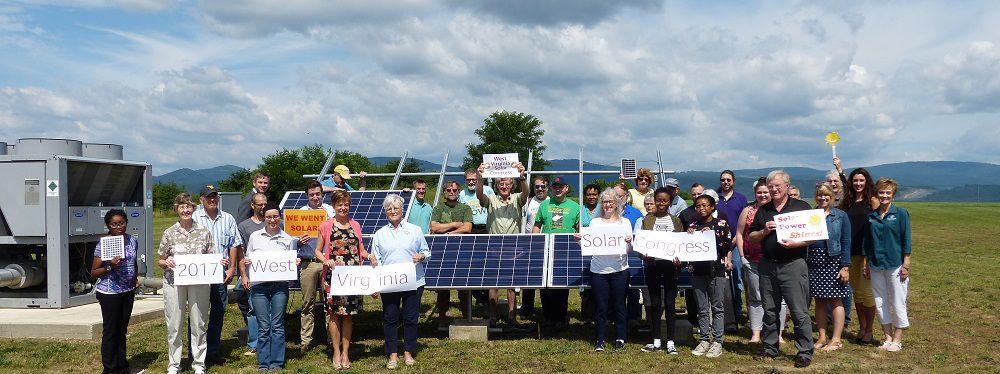 WV Solar Congress