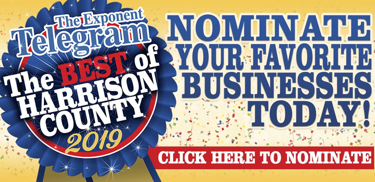 BEST of Harrison County Click here to Nominate