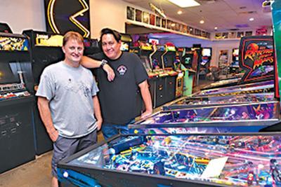 Starfighters Arcade in Mesa