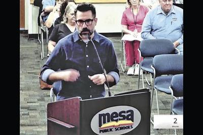 The Mesa Public School District Governing Board