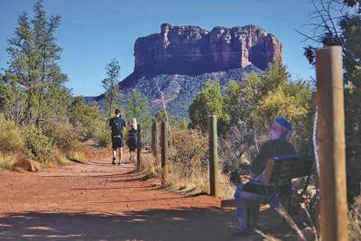 Sedona's magnificent sites