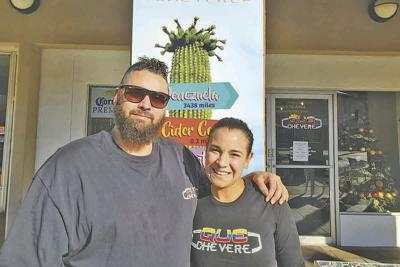 Food truck gave birth to Mesa restaurant