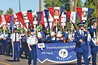 Westwood High School Marching Band
