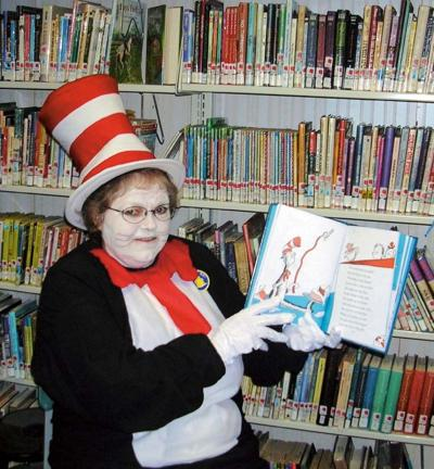 Cat in the Hat reader