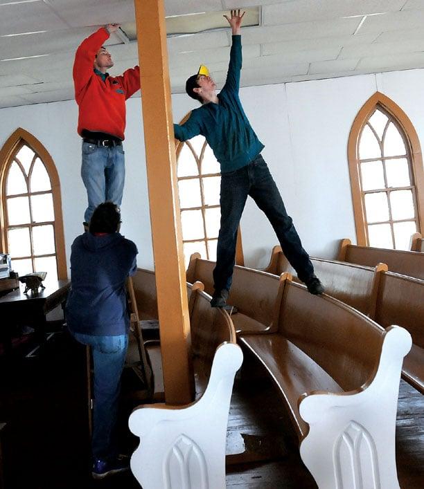 Tams church
