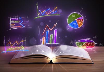 Education statistics STOCK