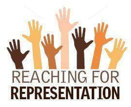 Reaching for Representation logo