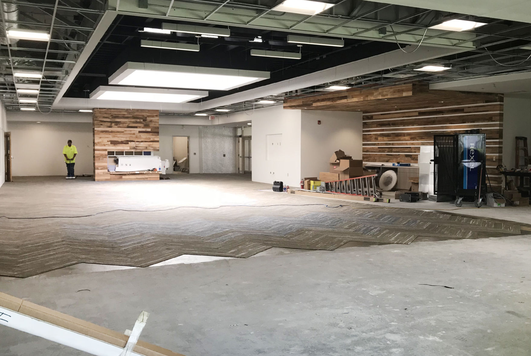 LCCC's Crossroads Building renovation nearing completion | Wyoming News