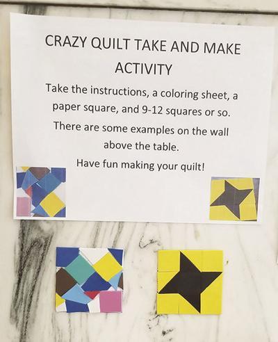 Quilt make-it take-it