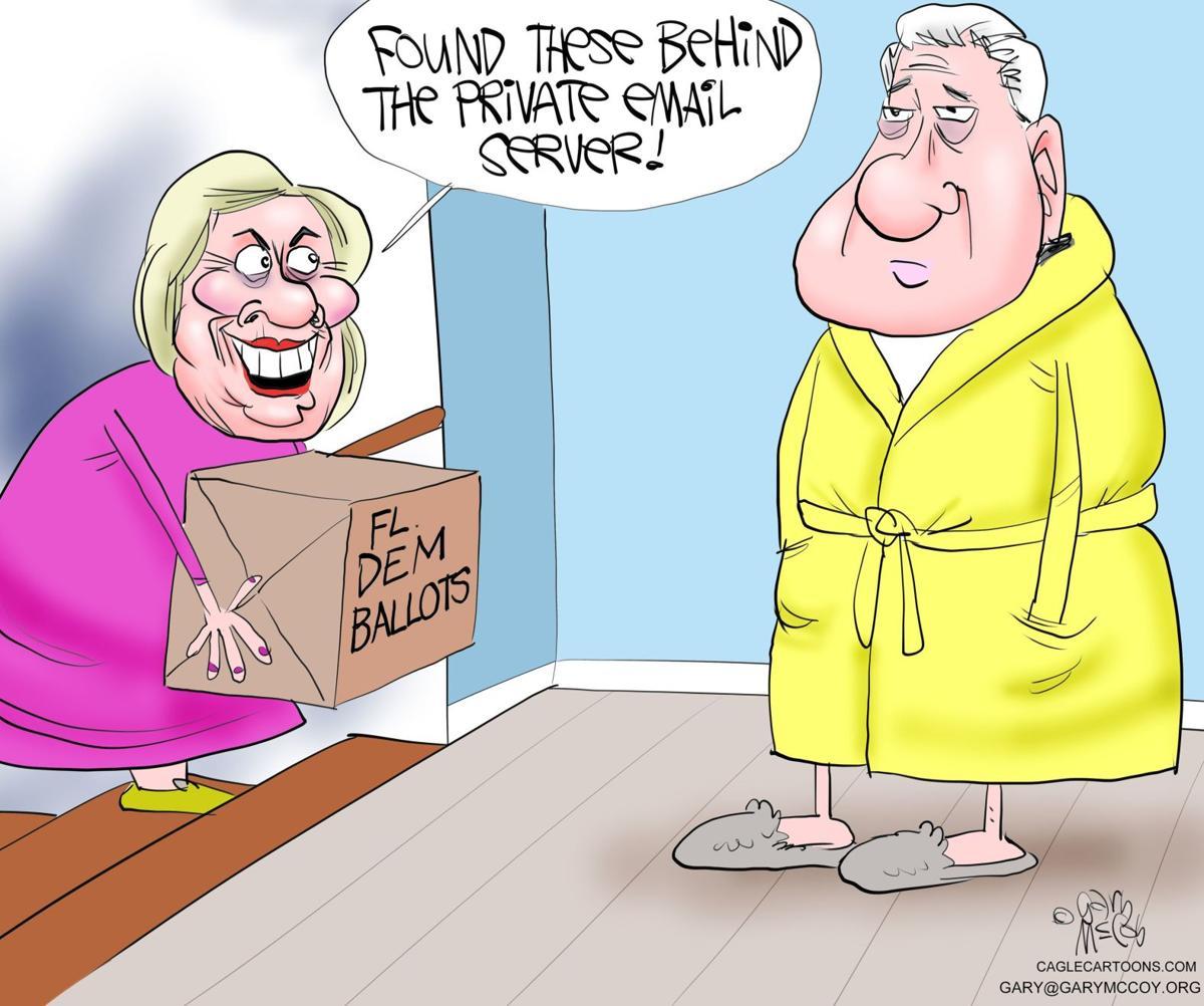 Best Cartoons For Week Of 11 12 18 Opinion Wyomingnews Com