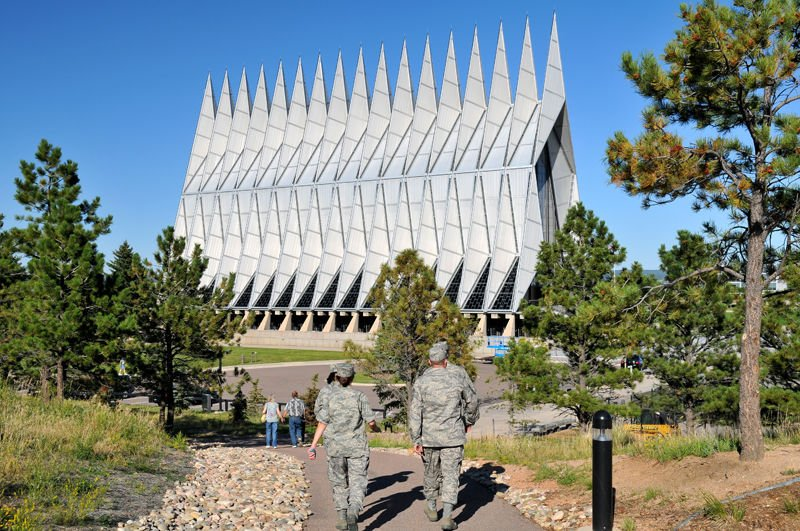 Air Force Academy eases restrictions after 2 suicides