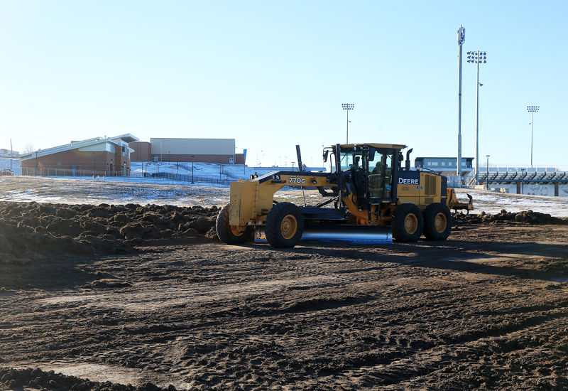 LCSD1 hosts official groundbreaking for Carey Junior High